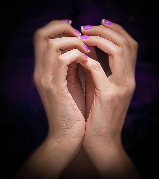 Photograph - You Hands No. 4 by Juan Contreras