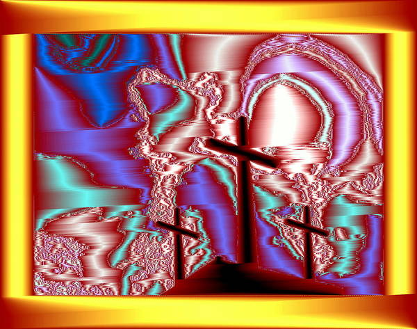 Digital Art - You Title by Mary Russell