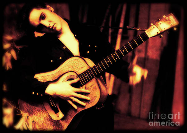 Photograph - Young Elvis Presley by Doc Braham