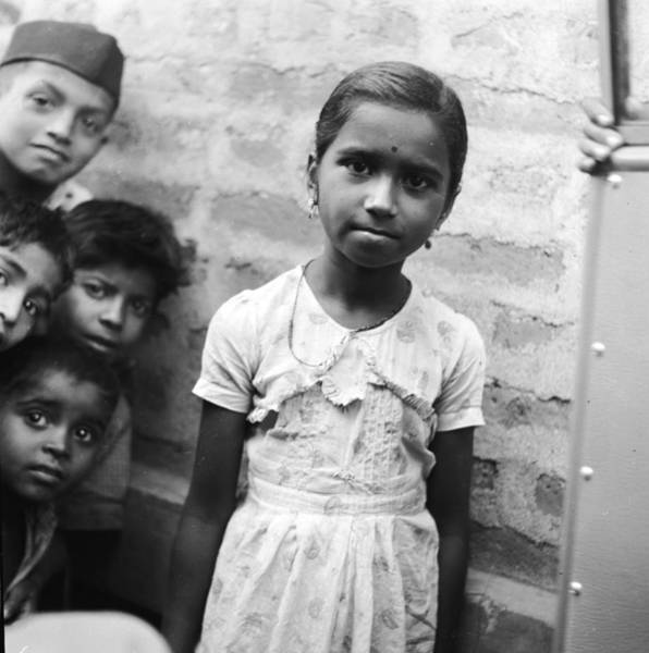 Indian Culture Photograph - Young India by Three Lions