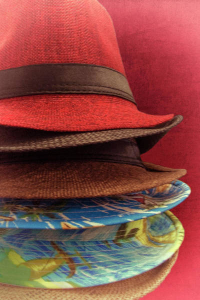 Unisex Photograph - Your Choice Of Hats by Mitch Spence