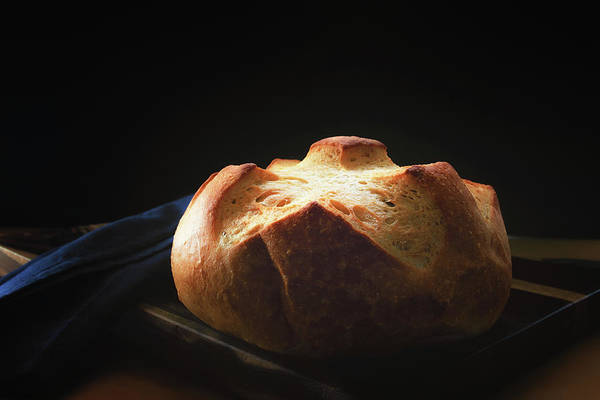 Wall Art - Photograph - Your Daily Bread by Marnie Patchett