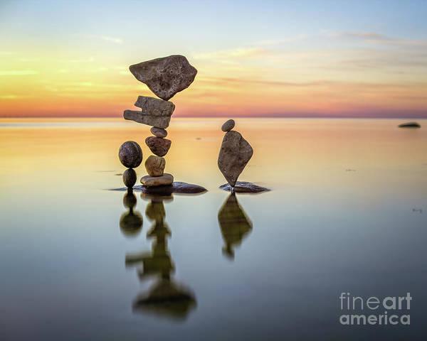 Sculpture - Zen Art by Pontus Jansson