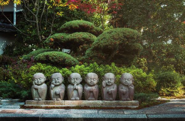 Photograph - Zen Garden by Matt Shiffler