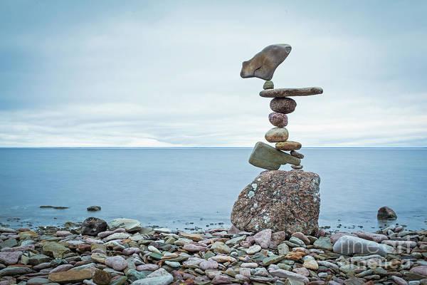Sculpture - Zen Stack #10 by Pontus Jansson