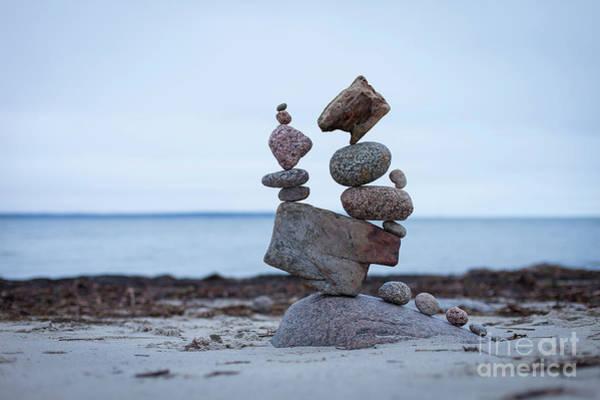 Sculpture - Zen Stack #11 by Pontus Jansson