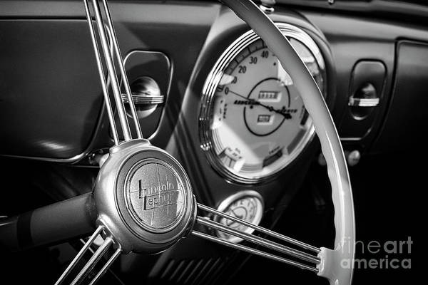 Wall Art - Photograph - Zephyr Steering by Dennis Hedberg