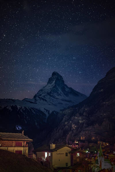 Wall Art - Photograph - Zermatt by Robert Fawcett