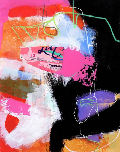 Wall Art - Painting - Zero Calorie by Jane Davies