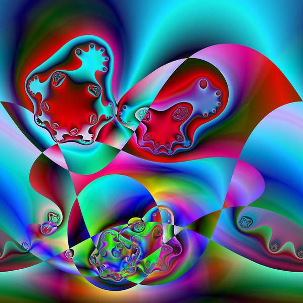 Digital Art - Ziegfellow by Andrew Kotlinski