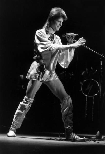 Popular Culture Photograph - Ziggy by Steve Wood