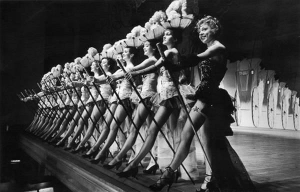 Revue Photograph - Zip Goes A Million by Thurston Hopkins