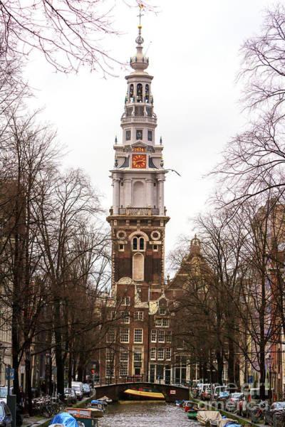 Photograph - Zuiderkerk Amsterdam by John Rizzuto