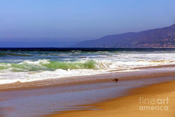 Photograph - Zuma Beach Malibu California by John Rizzuto