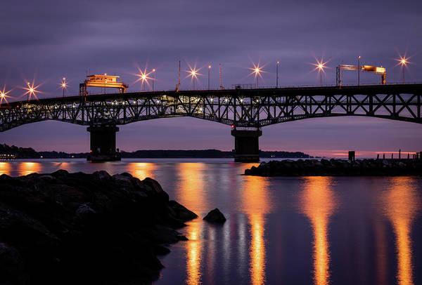 Lara Morrison - Yorktown Bridge Lights
