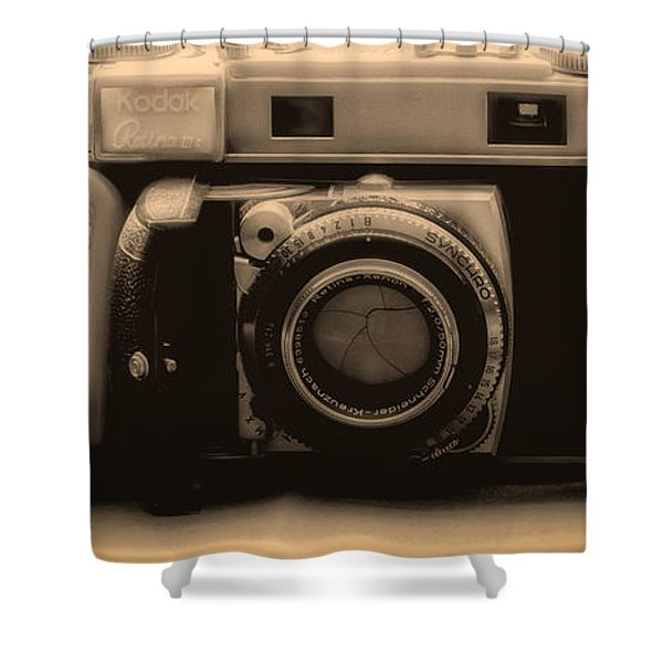 A Kodak Moment Shower Curtain