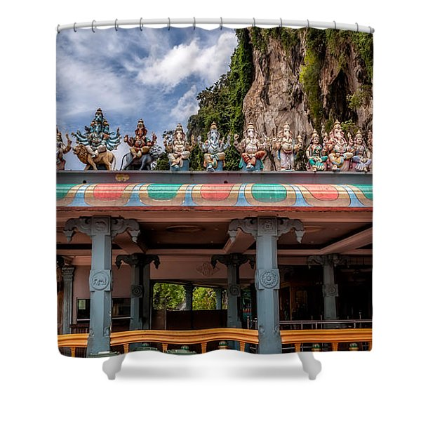 Gods And Godesses Shower Curtain