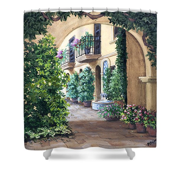 Sedona Archway Shower Curtain