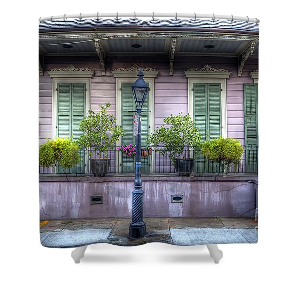 0267 French Quarter 5 - New Orleans Shower Curtain