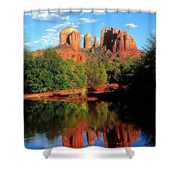 0464 Sedona Arizona Shower Curtain