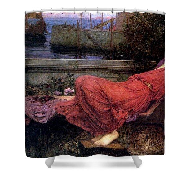Ariadne Shower Curtain