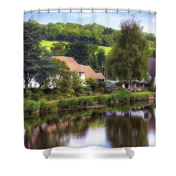 Bickleigh - Devon Shower Curtain