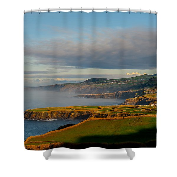 Coast Of Heaven Shower Curtain