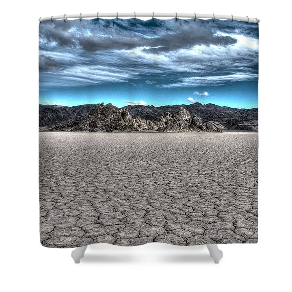 Cool Desert Shower Curtain