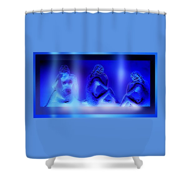 Elusive  Dream Shower Curtain