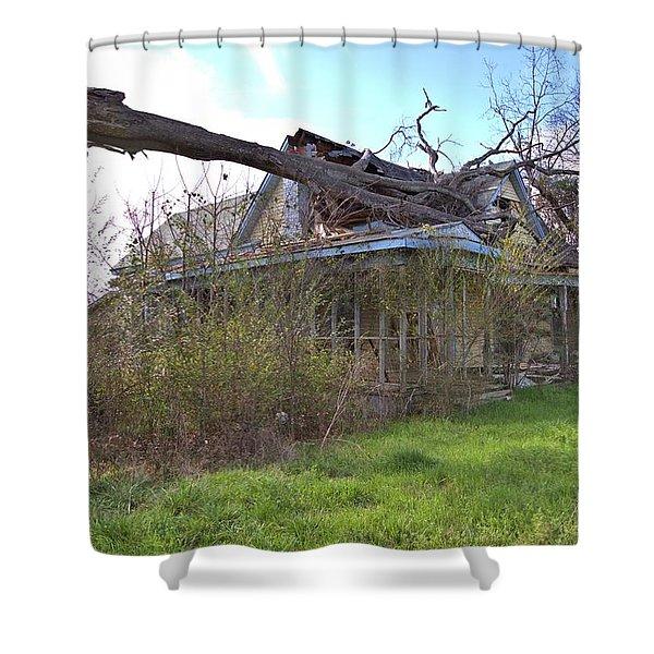 Fixer Upper Shower Curtain