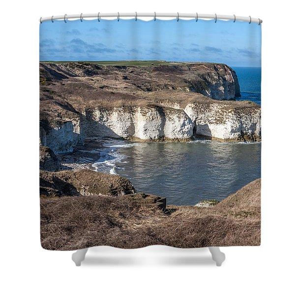 Flamborough Head Shower Curtain