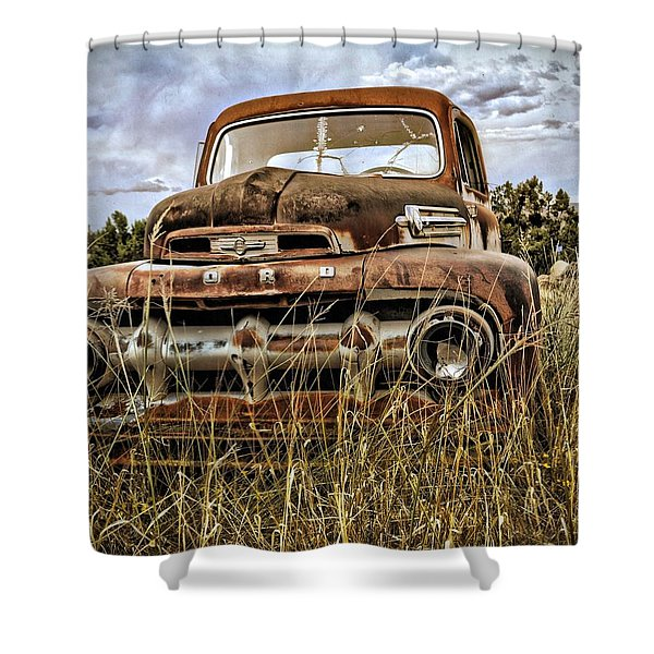 ORD Shower Curtain