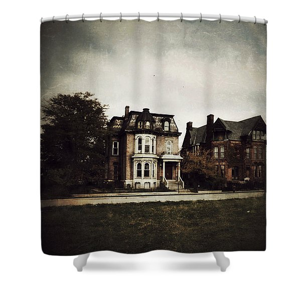 Gothic Victorians Shower Curtain