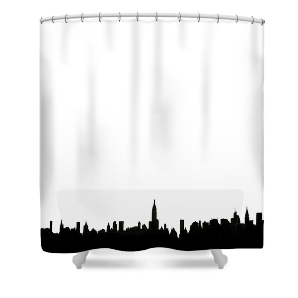 I Love Ny Shower Curtain