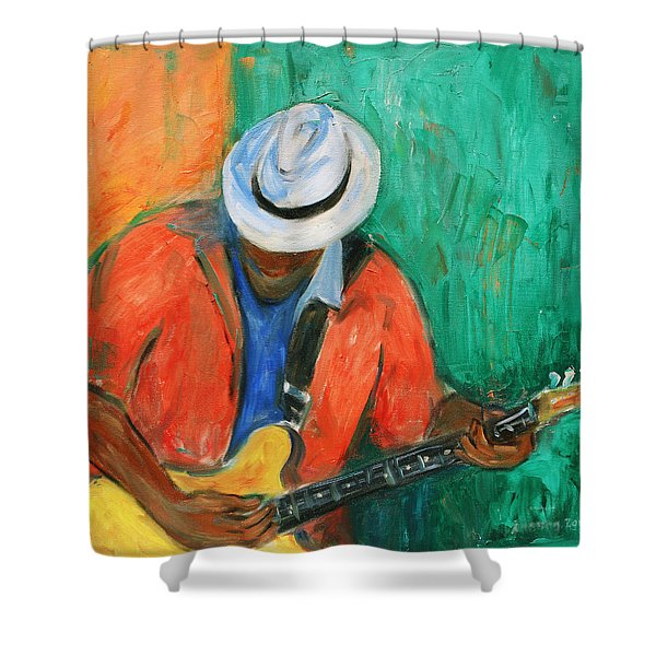 Main Stage II Shower Curtain