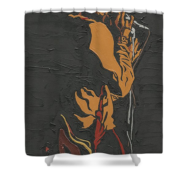Martin Luther Mccoy Shower Curtain