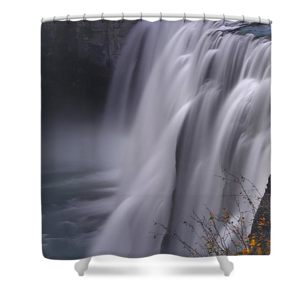 Mesa Falls Shower Curtain
