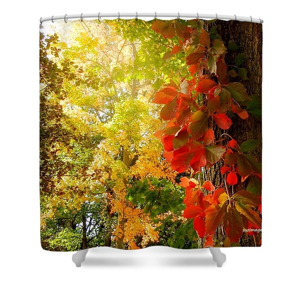 Minnesota Jungle Shower Curtain