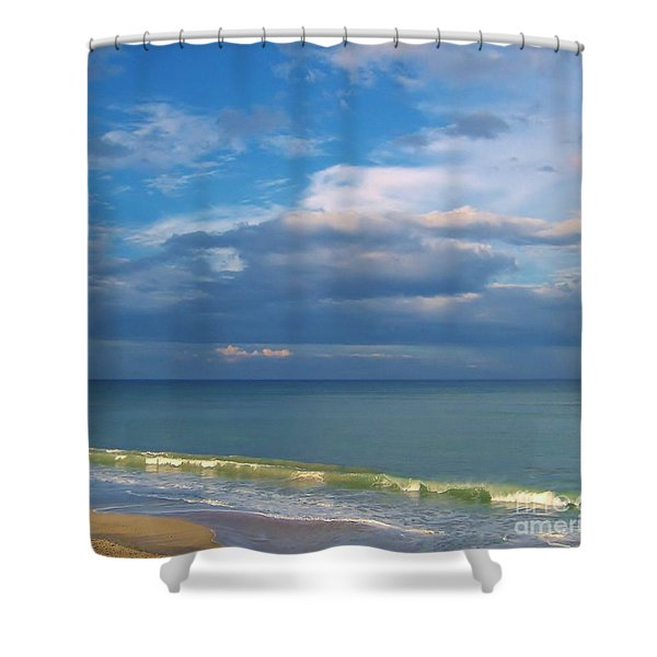 Natures Beauty Shower Curtain
