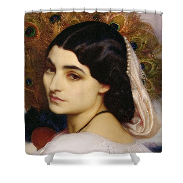 Pavonia, 1859 Shower Curtain