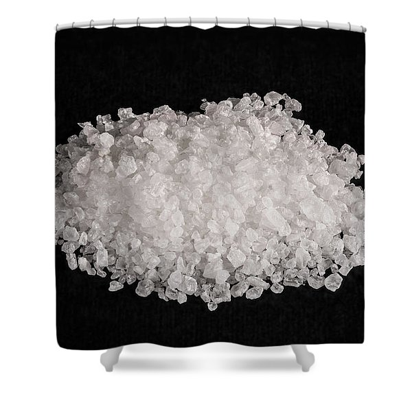 Sea Salt Shower Curtain