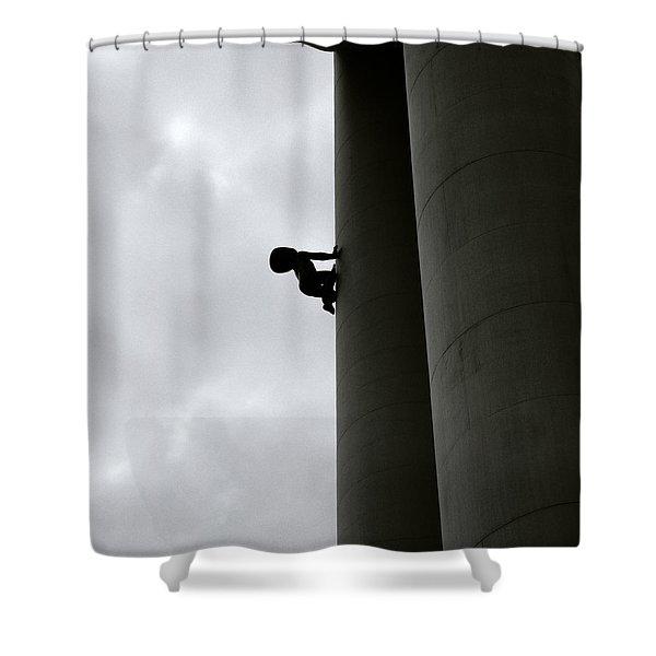 Surrealism  Shower Curtain