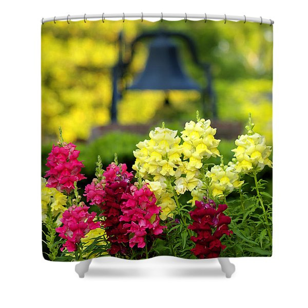 The Bell Shower Curtain