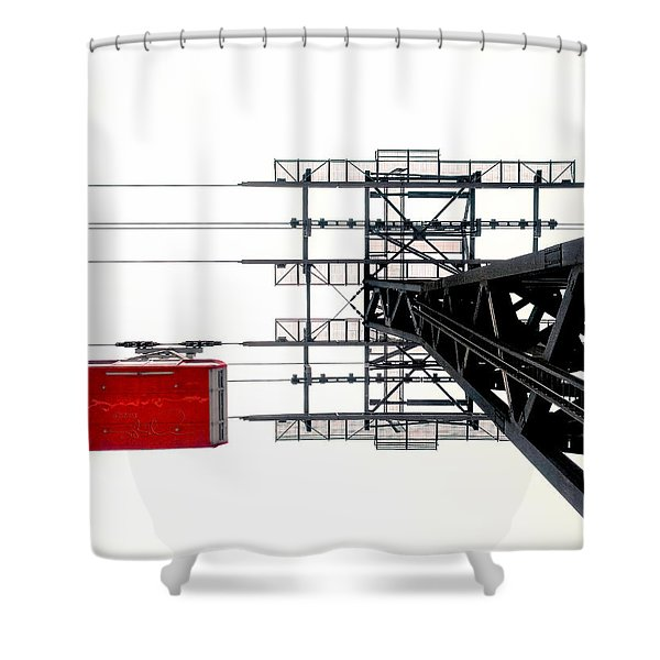 110 People Max Shower Curtain