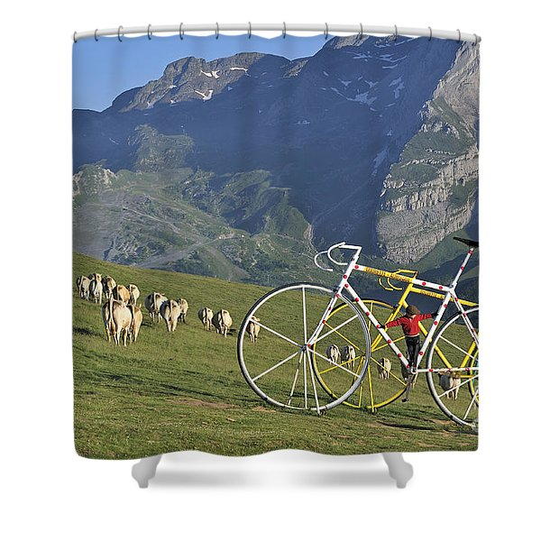 120520p230 Shower Curtain