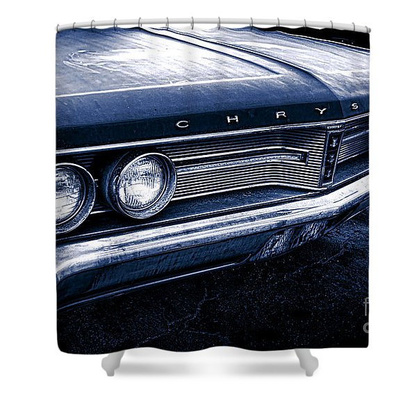 1967 Chrysler New Yorker Shower Curtain