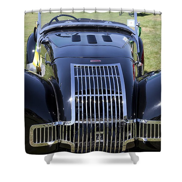 1947 Allard K1 Roadster Shower Curtain