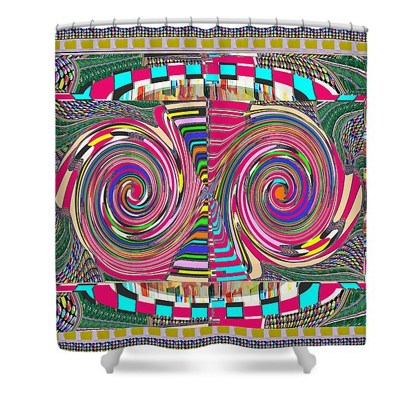 Focus Target Yoga Mat Chakra Meditation Round Circles Roulette Game Casino Flying Carpet Energy Mand Shower Curtain