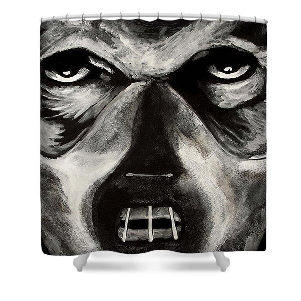 Hannibal Shower Curtain