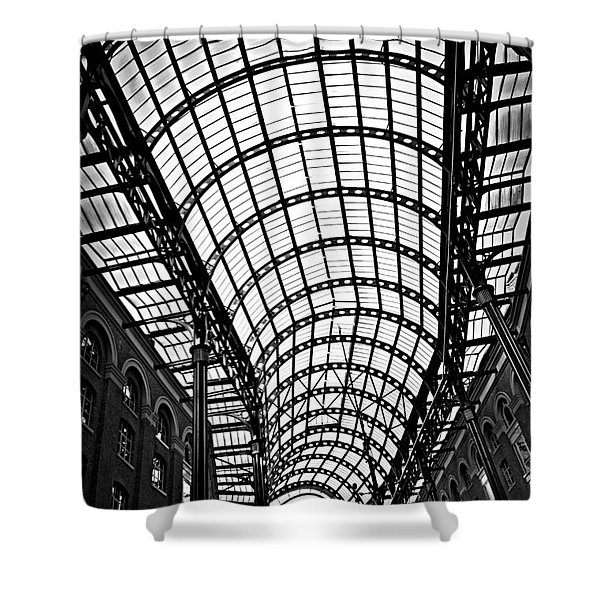 Hay's Galleria Roof Shower Curtain